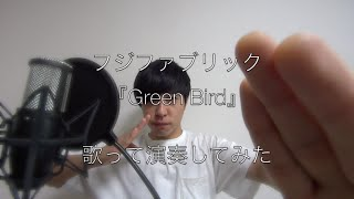 フジファブリック/Green Bird 歌って演奏してみた