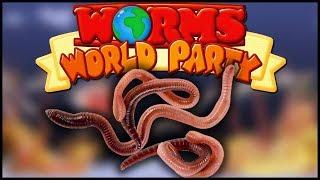 ROBACZA WOJNA - W TO GRAŁEM - WORMS WORLD PARTY