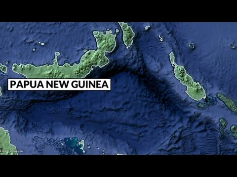 Powerful 7.5-magnitude earthquake strikes off the coast of PNG