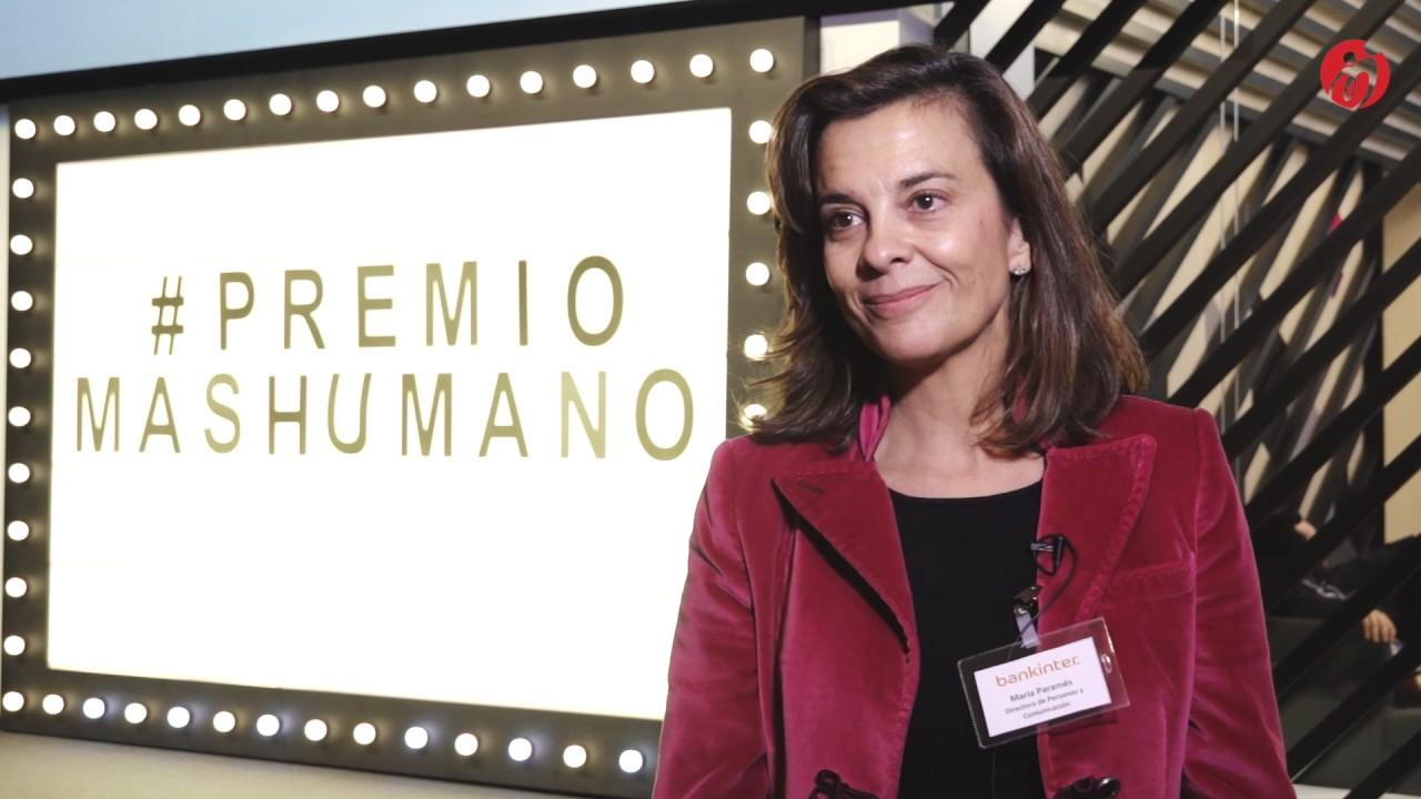 24/04/2017.María Paramés, directora de Personas y Comunicación de Bankinter