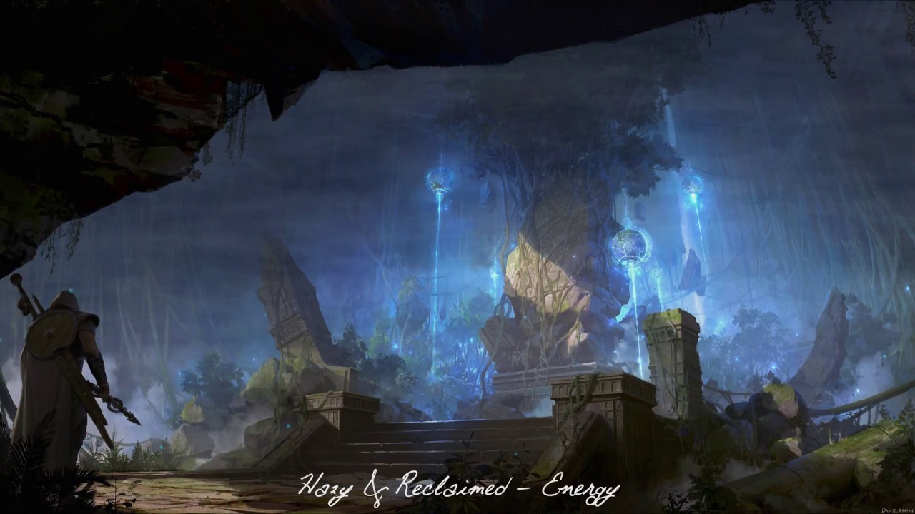 Hazy & Reclaimed - Energy