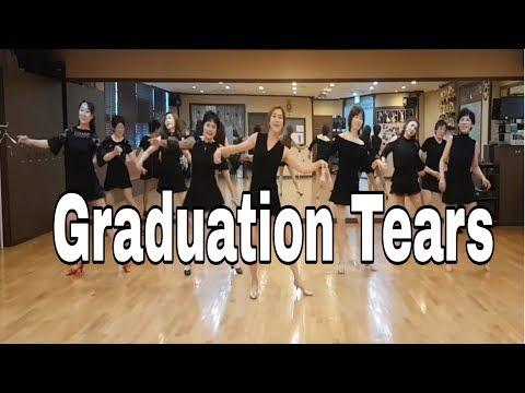 Graduation Tears- Line Dance (Improver) 윤은희 Eun Hee Yoon