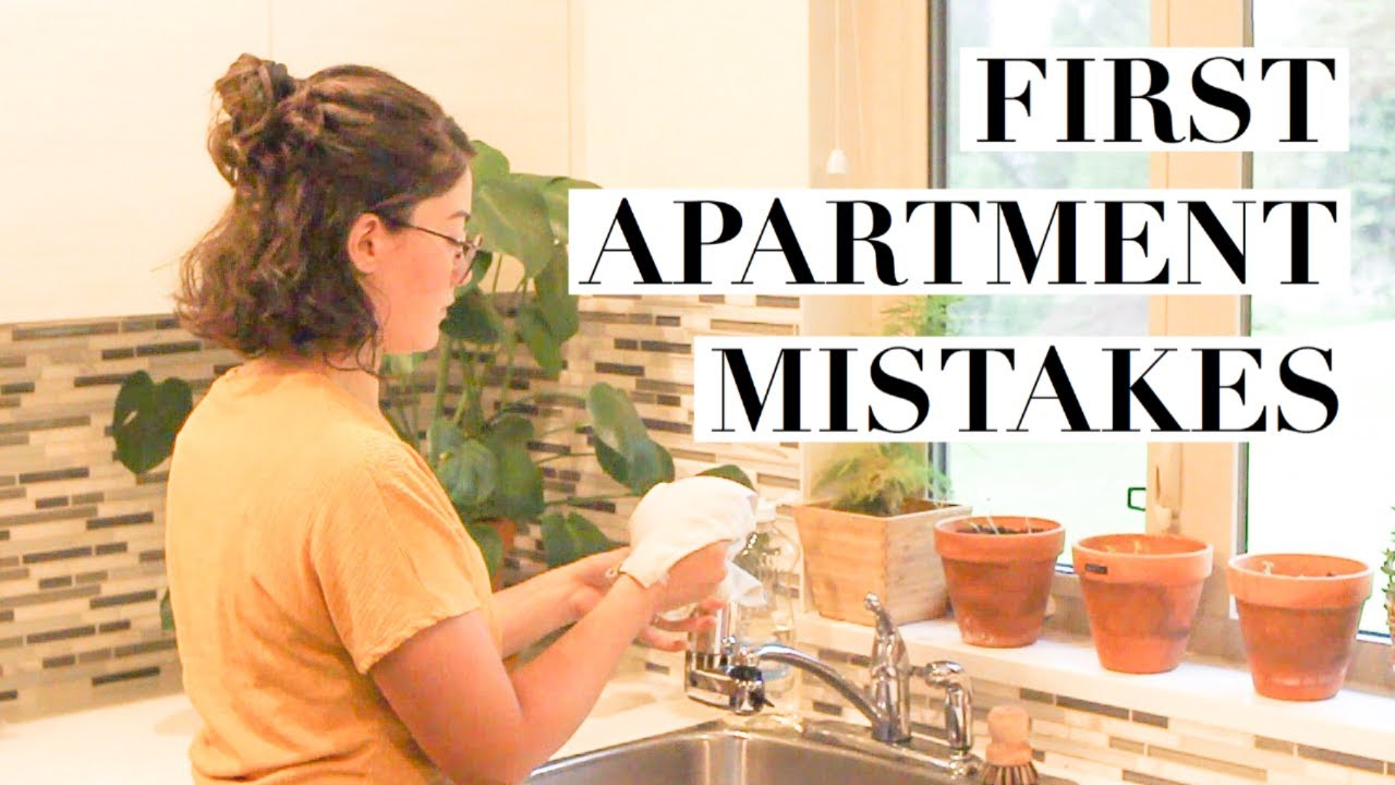 Download What To NOT Buy For Your First Apartment || MINIMALISM