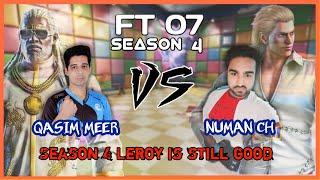 Download Qasim Meer (Leroy) Vs Numan CH (Steve Fox) FT-07,Season 4. Season 4 Leroy Is Still Strong.....!