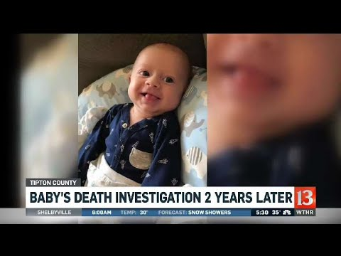 Tipton County baby death 2 years later
