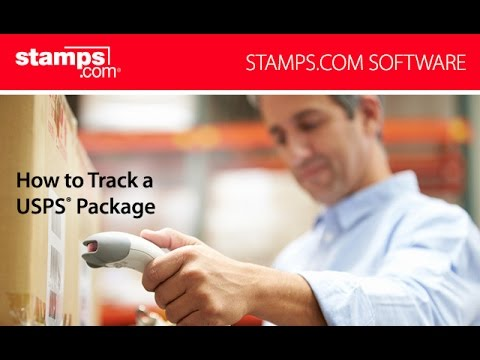 Stamps.com - How to Track a USPS Package