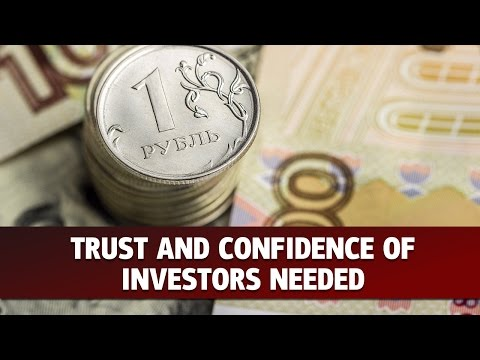 Russian Investment The Key