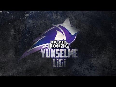 2016 Yükselme Ligi Çeyrek Final  - 1.Gün