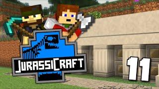 Jurassic Craft 2 | ZMĚNY! | #11 w/Ixajr [Porty]