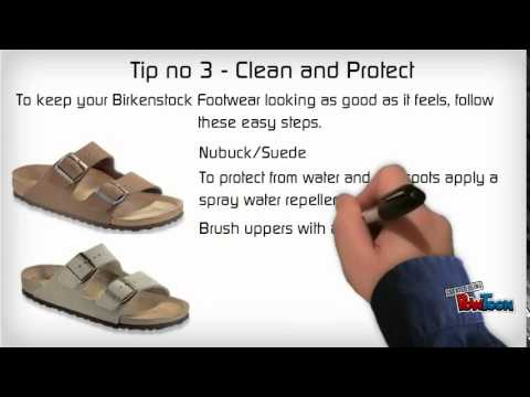 737a9a541cc7 BIRKENSTOCK CARE - YouTube