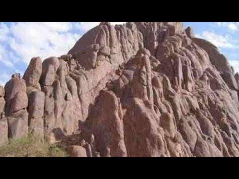 لماذا سميت جبال آجا وسلمى بهذا الاسم Youtube