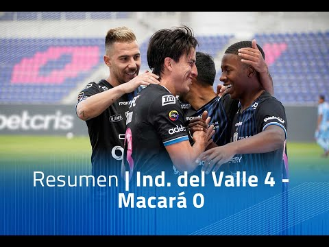 Independiente del Valle Macara Goals And Highlights