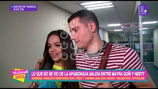 Mayra Goñi y Nesty confirman que son salientes oficiales - ...
