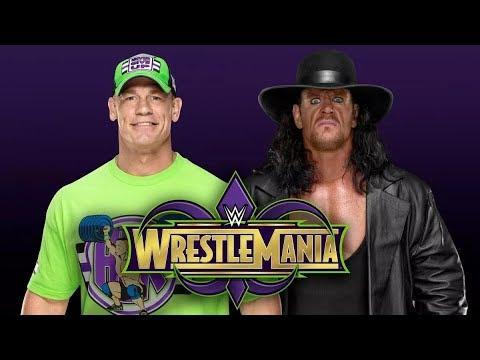 Download WWE WRESTEMANIA 34-UNDERTAKER VS JOHN CENA FULL MATCH
