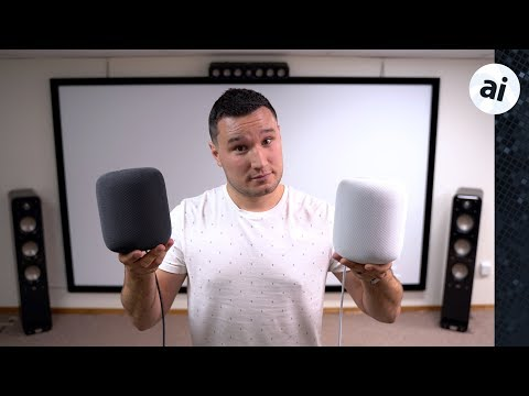 Stereo HomePods vs $2,500 Home Theater System - YouTube