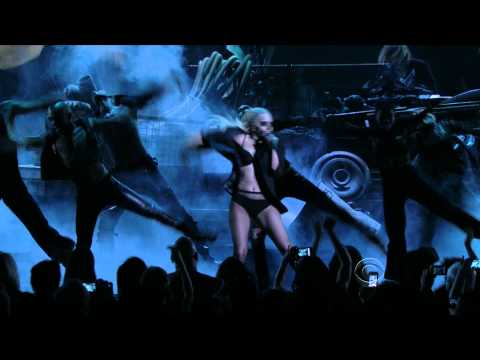 Lady Gaga - Marry The Night (The Grammy Nominations Concert Live 2011) [HD] 1080p