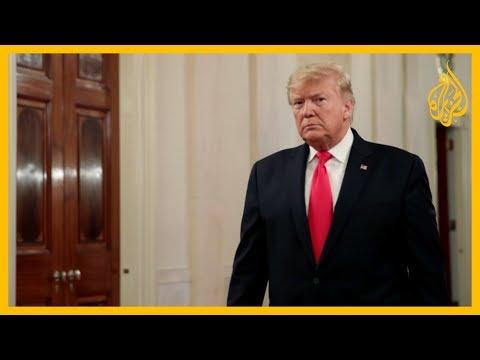 نيويورك تايمز: جهاز الأمن الرئاسي الأمريكي نقل ترمب ليلة الجمعة  إلى مخبأ سري تحت البيت الأبيض