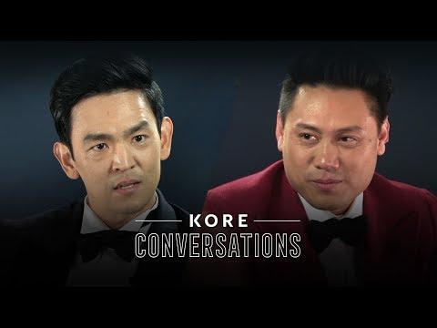 Full Interview || Kore Conversations: John Cho & Jon M. Chu