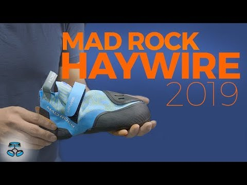 Mad Rock Haywire Climbing Shoe - 2019