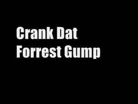 Crank Dat Forrest Gump  Crank Dat Squad HD Quality Sound