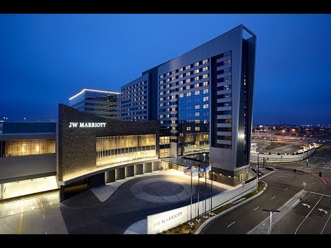 JW Marriott, Minneapolis, Mall of America, USA - Unravel Tra