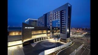 JW Marriott, Minneapolis, Mall of America, USA - Unravel Travel TV