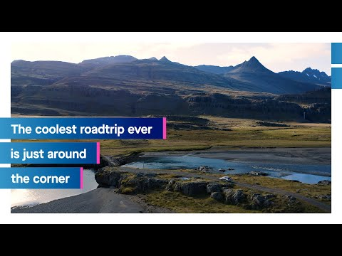 Cool road trips in Iceland are just around the corner | Icelandair
