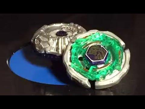[Nemesis Quest]  Ray Unicorno D125CS(Beyblade Metal Fight) VS Prototype Nemesis 170RD