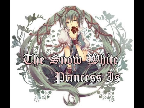 | Karaoke - Việt | The Snow White Princess is [Noboru↑-P]
