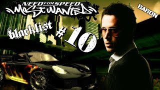 Need For Speed: Most Wanted - Blacklist Rival # 10 - PC Gameplay