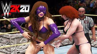 Fairchild v Titania! - WWE 2K20 Beach Party Extreme Rules Match