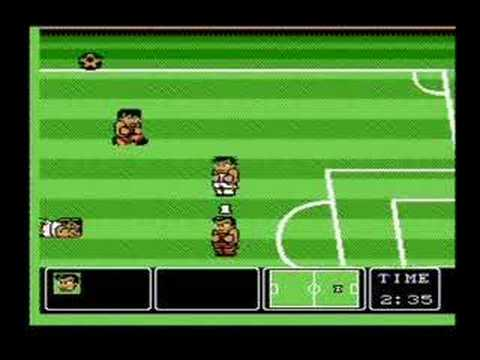 Nintendo World Cup   Best Goals on NES