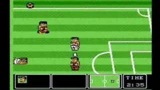 Nintendo World Cup  - Best Goals on NES