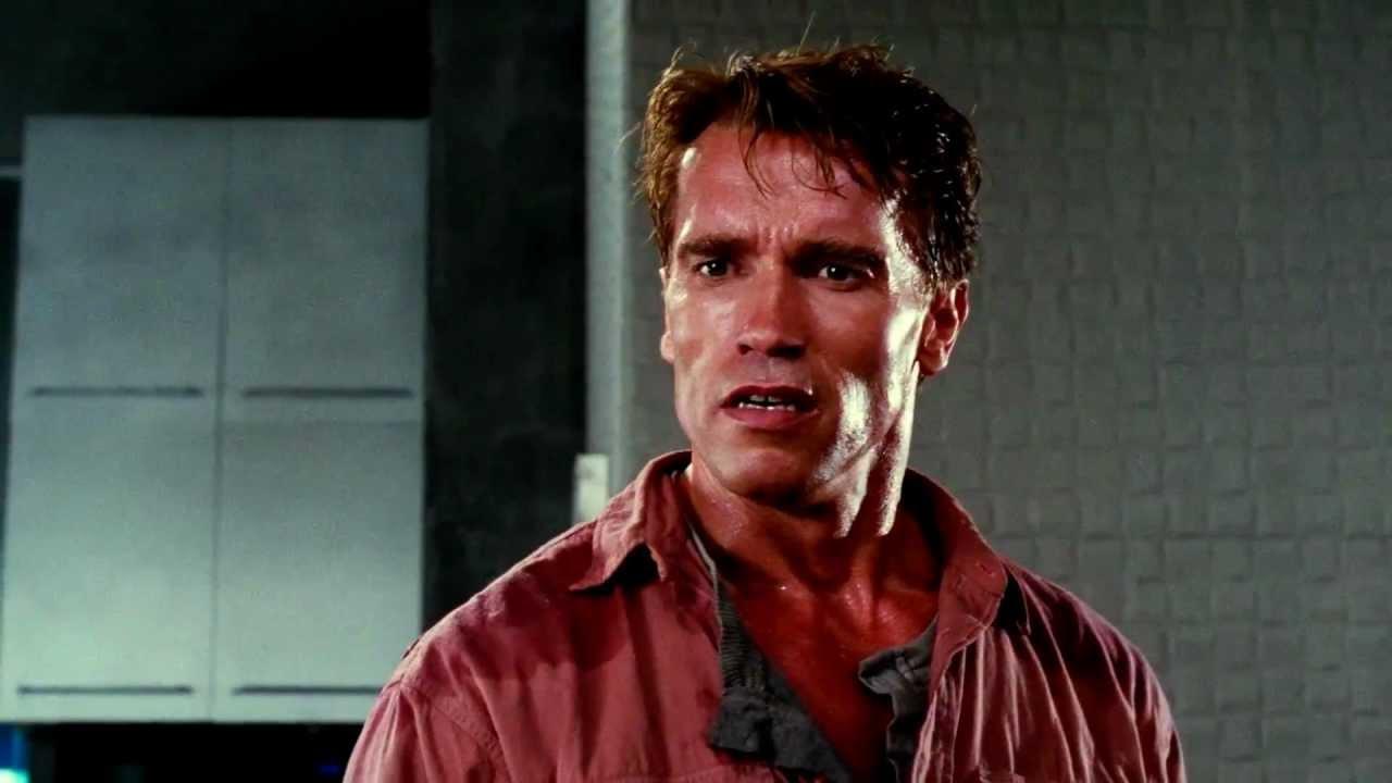 Total Recall Remastered Official Trailer 1990 Deutsch Arnold Schwarzenegger Youtube