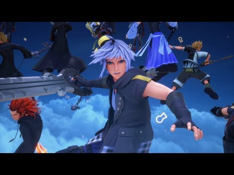 Kingdom Hearts 3: ReMind DLC - Replica Xehanorts And Armored Xehanort Boss Fight