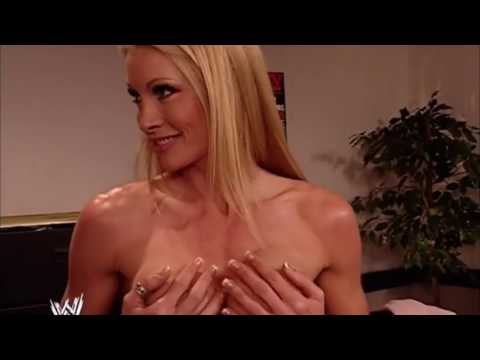 Torrie and Sable topless backstage 17 4 2003 thumbnail