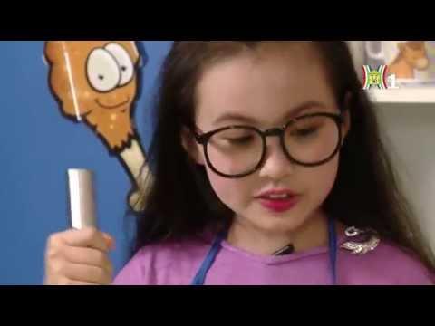 Đào Ngọc Bảo Hân - Bé yêu vào bếp nhé số 11