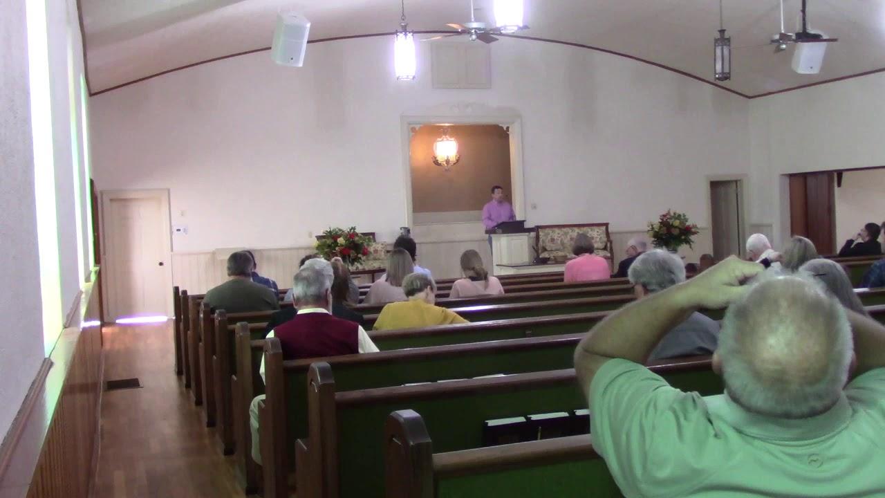4TH ST COC 11/15/20 WORSHIP