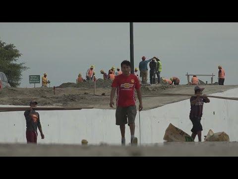 Peru And Ecuador Clash Over Border Wall