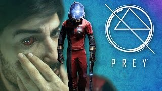 I Didn't Know This Was a Horror Game! - PREY GAMEPLAY