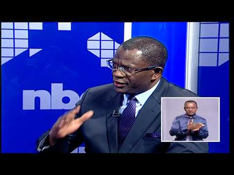 Hoze Riruako weighs in on President Hage Geingob's recent remarks to EU ambassadors - NBC