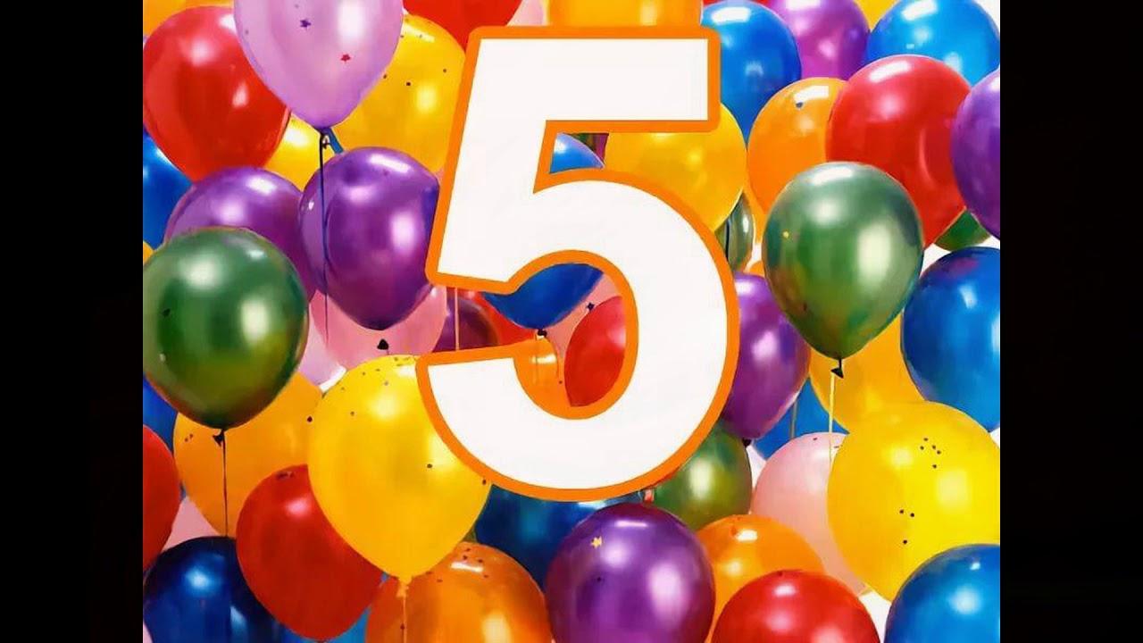 Поздравление с днем рождения магазина 5 лет