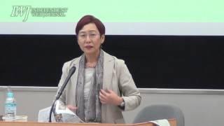 2014/05/10 第3回 憲法サロン ~上野千鶴子さんによる、「選憲論」 川原洋子 検索動画 23