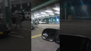 illegal  taxi driver at jfk