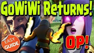 Witch Slap Beat? GoWiWi TH9 Attack Guide   The Perfect War   Clash of Clans