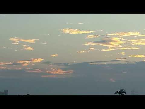 東邊透明星球尼比魯nibiru(ufo 132上傳檔次) 20171102 am 06:18 in taiwan tainan madou