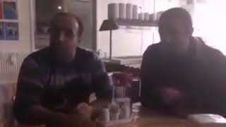 Mutfakdaki aşçilarin sohbeti