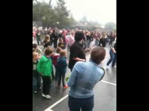 Sierra madre elementary school flash mob