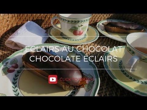 les-éclairs-au-chocolat-sans-gluten-sans-lait---chocolate-eclairs