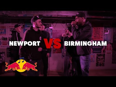 Newport vs Birmingham | Grime-A-Side 2017: Quarter Final